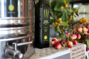 Olive oil at Mapua Country Store